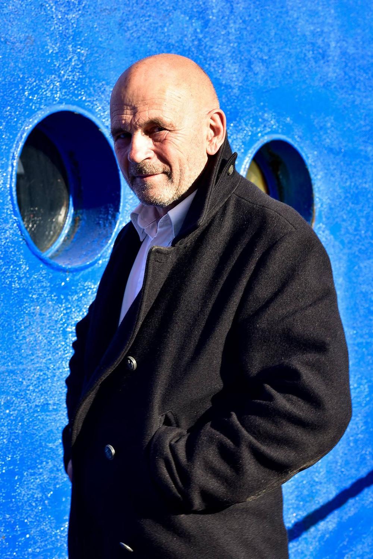 Gérard D'aboville pour lecargo.co Photo:© Franck Socha