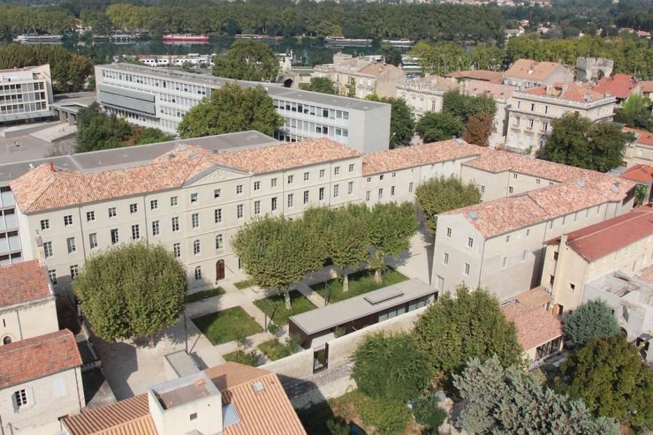 Ancien Archeveché Avignon