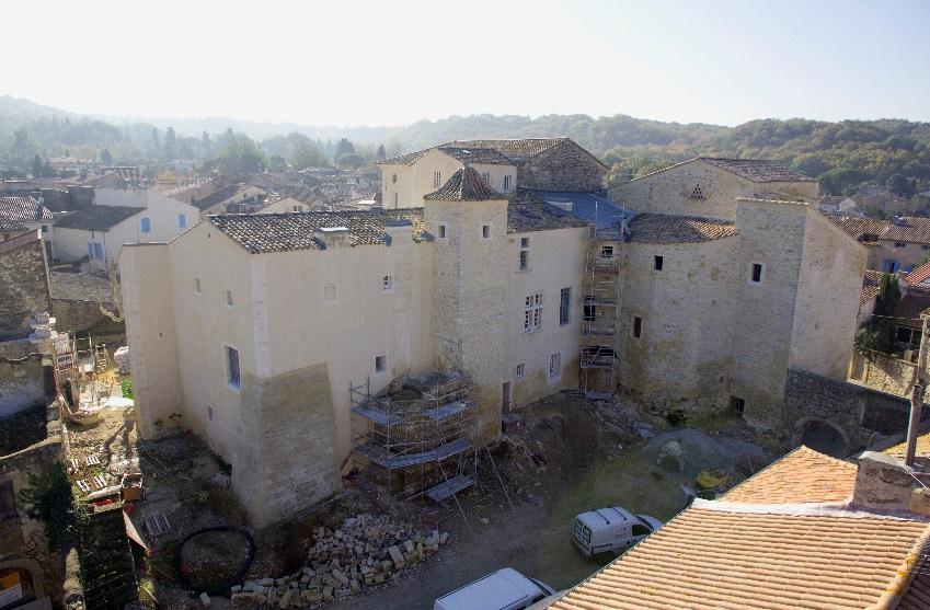 Château de Saze