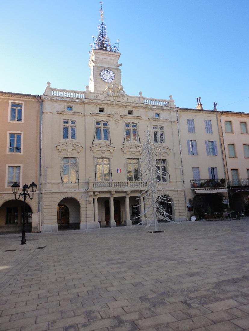 Hotel de Ville d'Orange