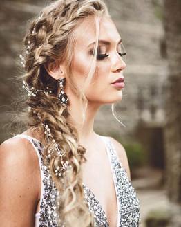 Bridal styled shoot with sooo many talen