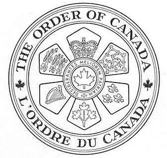Seal of the Order of Canada; Order of Canada Seal; Order of Canada; Canada seal