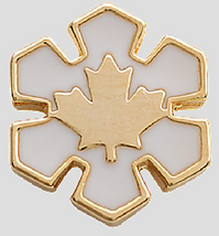 Order of Canada Lapel Badge; Officer of the Order of Canada