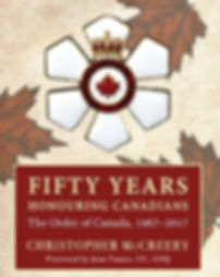 Order of Canada; Canada Honours; Canada honors; Christopher McCreery; Chris McCreery; Jean Vanier