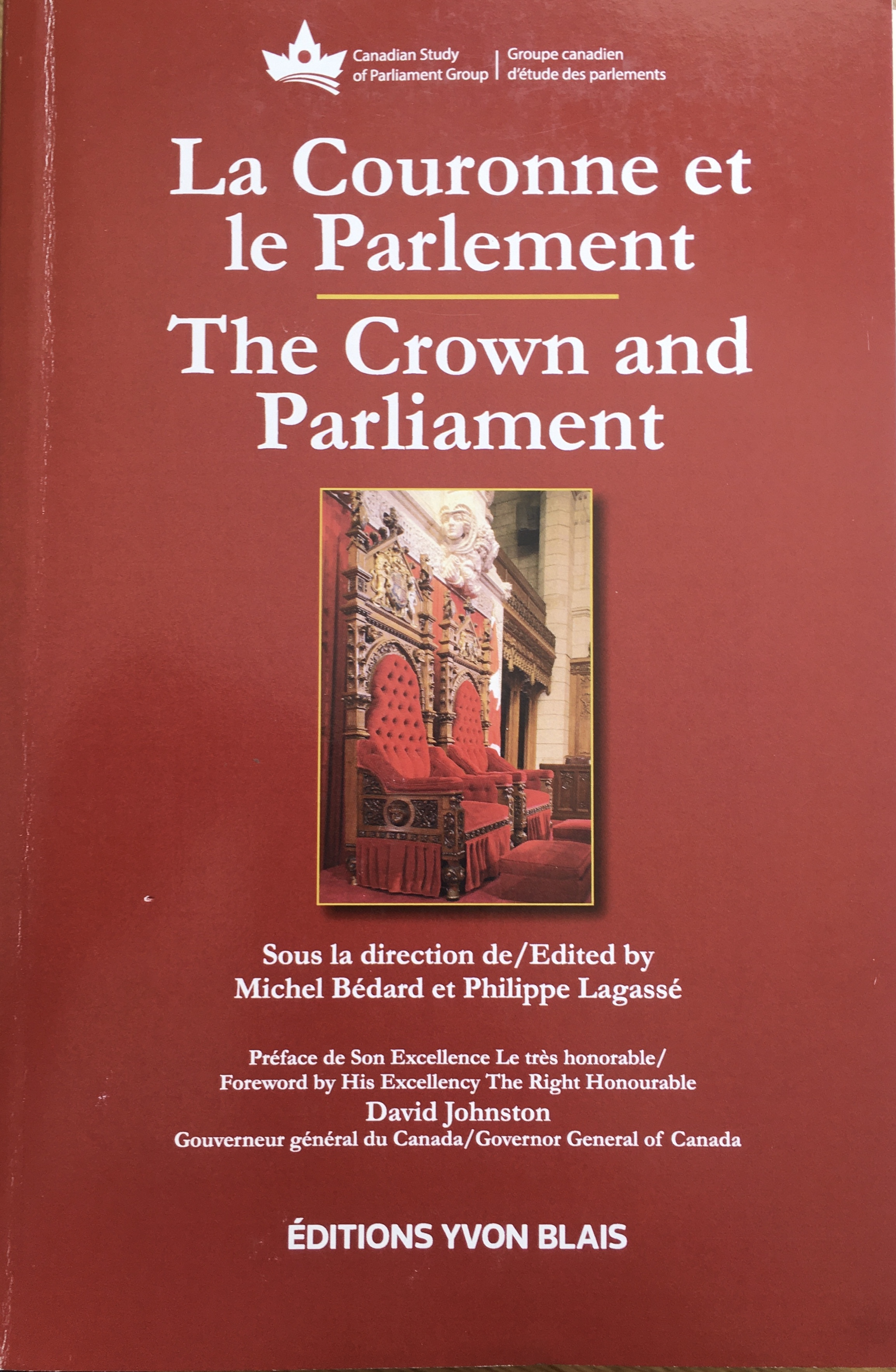 The Crown and Parliament