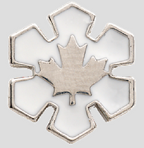 Order of Canada lapel badge; member of the order of canada