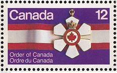 ORder of Canada stamp
