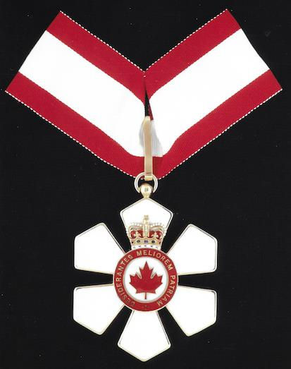 Companion of the Order of Canada; Order of Canada