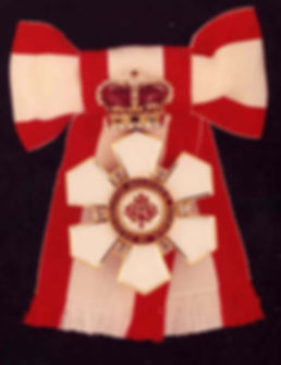 Order of Canada; Sovereign of the ORder of Canada; Queen Elizaebth II; QUeen of Canada