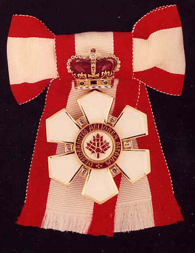 Order of Canada; Sovereign Order of Canada; Queen Elizabeth II; Canada Head of State
