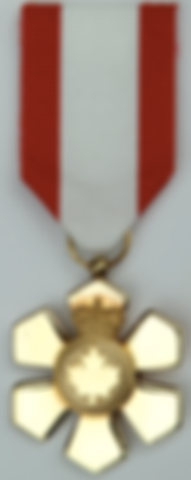 Order of Canada; Medal of Courage of the Order of Canada; medal of courage