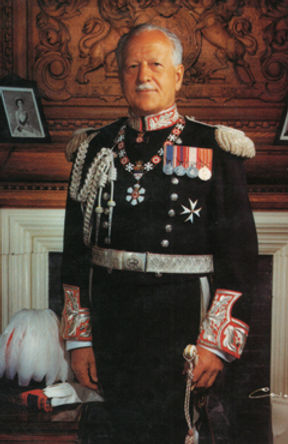 Roland Michener | Governor General of Canada | Chancellor of the Order of Canada | Rideau Hall | Order of Canada