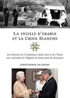 La Feuille d'Erable et la Croix Blanche.