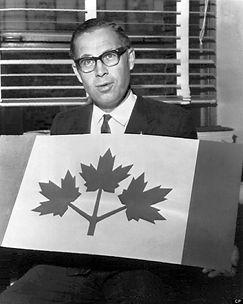 John Matheson; Order of Canada; Canadian Flag
