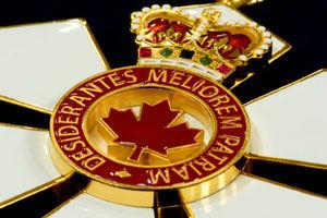 Order of Canada motto