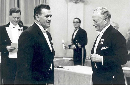 Order of Canada | Medal of Service of the Order of Canada | Roland Michener | Maurice Richard | Rideau Hall | Rideau Hall Ballroom | Government House Ottawa | Investiture Canada | canada honour | canadian honors
