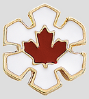 Order of Canada Lapel Badge; Order of Canada; Order of Canada lapel pin