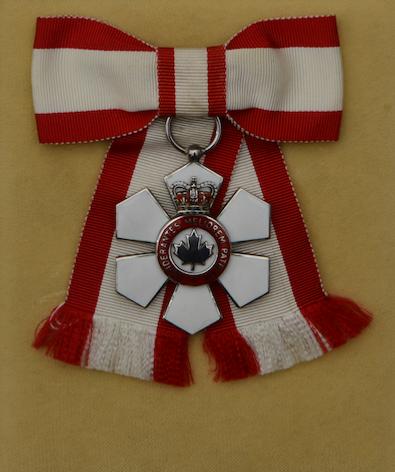 Member of the Order of Canada; Order of Canada; canada honors; canada honor; garrard jewellers
