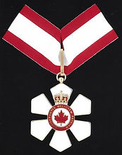 Companion of the Order of Canada, Governor General of Canada, Order of Canada, Rideau Hall