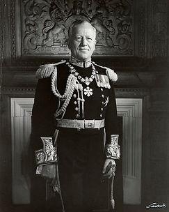 Roland Michener; Order of Canada; Rideau Hall Study; Governor General; Governor General of Canada; Chancellor Order of Canada