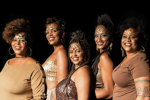 Coletivo Negras Autoras Foto Paulo Abreu