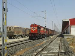 Rail Terminal Zone