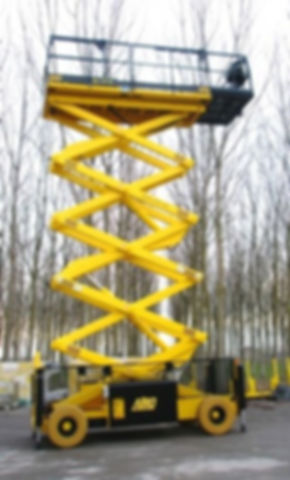 Genie aerial work platforms for hire