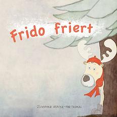 BookCover Frido friert - Arbeitskopie 2.