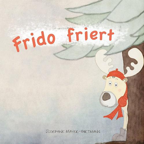 Frido friert, Kinderbuch