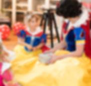 Elsa Kindergeburtstag