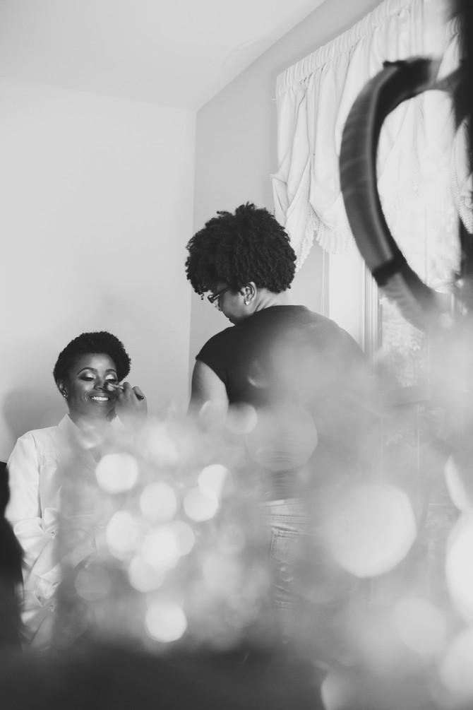 Andrea + Alex | Maryland Wedding