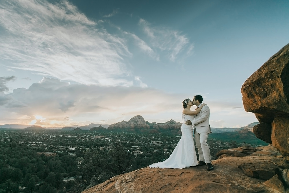 Sedona Wedding Photograper
