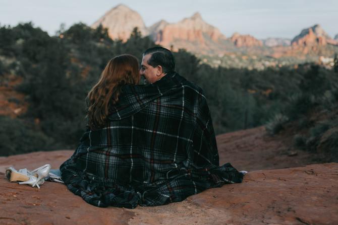 Annie + Dan // Sedona, Arizona
