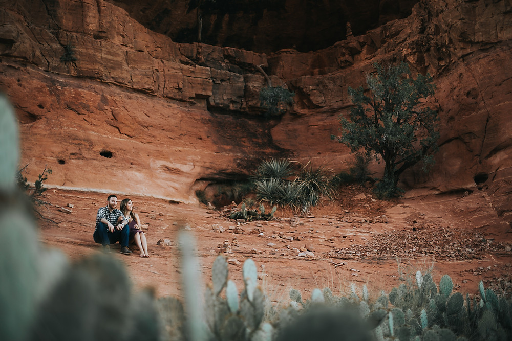 red rock engagement