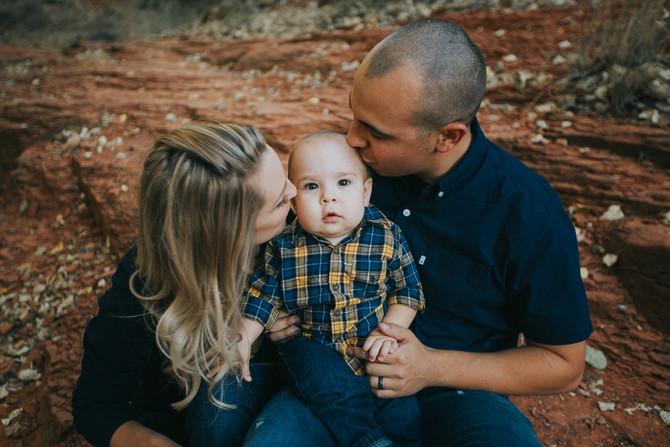 Oakley // family // Sedona, AZ