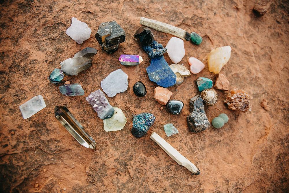 sedona crystals