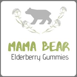 Mama bear gummies logo