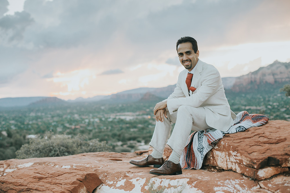 groom sedona arizona