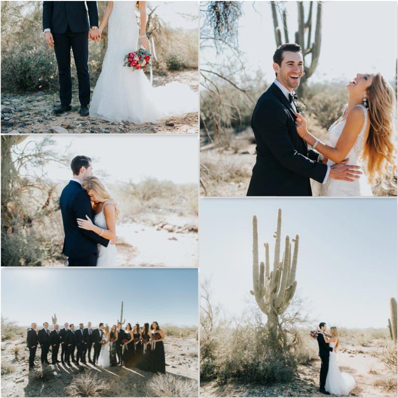 McDowell Sonoran Wedding