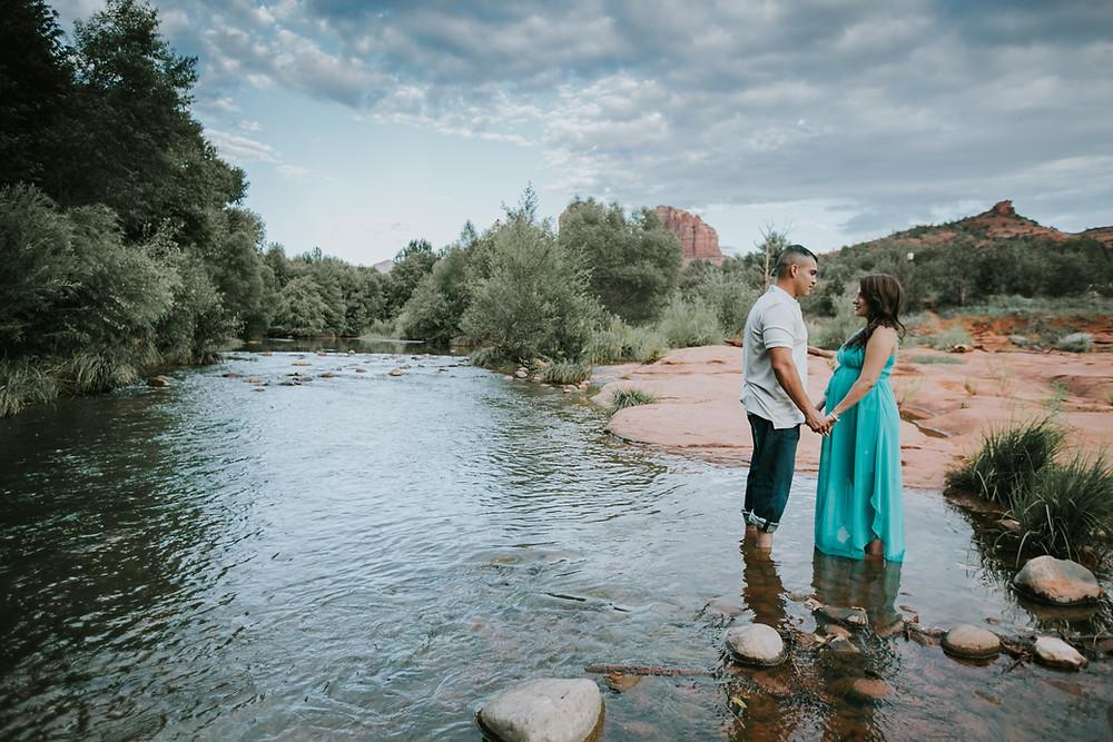 Red Rock Crossing Maternity Sedona, AZ