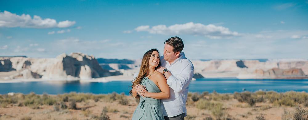 Lake Powell Engagement