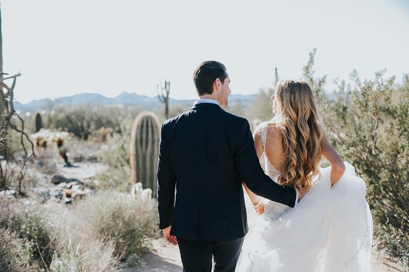 scottsdale desert wedding