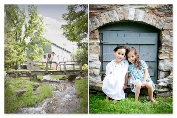 Enki + Raines : Millwood, VA Family Shoot