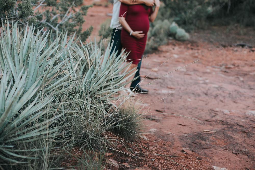 maternity cactus sedona, AZ