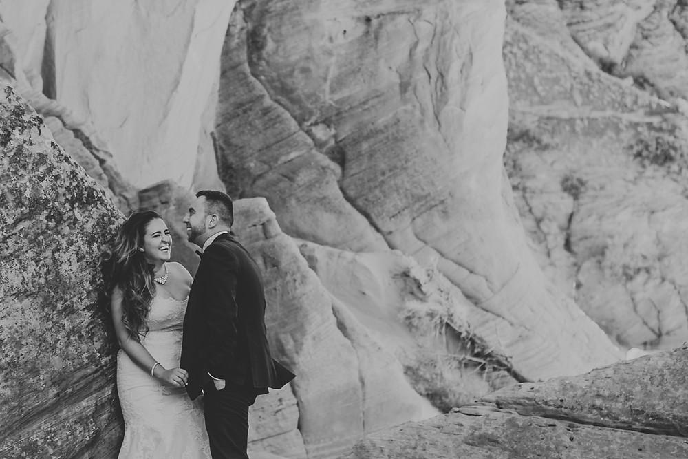 Antelope Canyon wedding