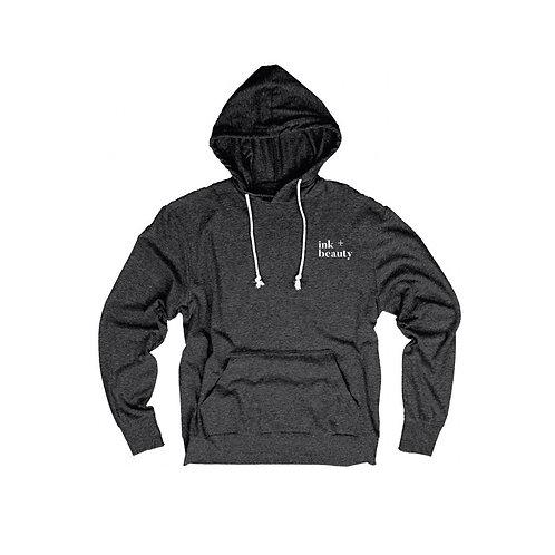 ink + beauty hoodie