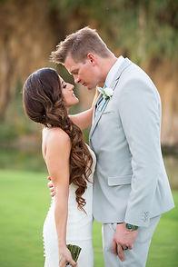 Gorgeous wedding at Desert Willow Golf Resort