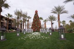 Christmas Wedding at the Ritz