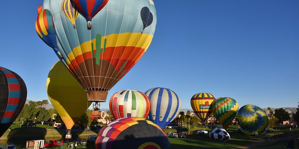 Balloon Flights & Tethered Balloon Rides