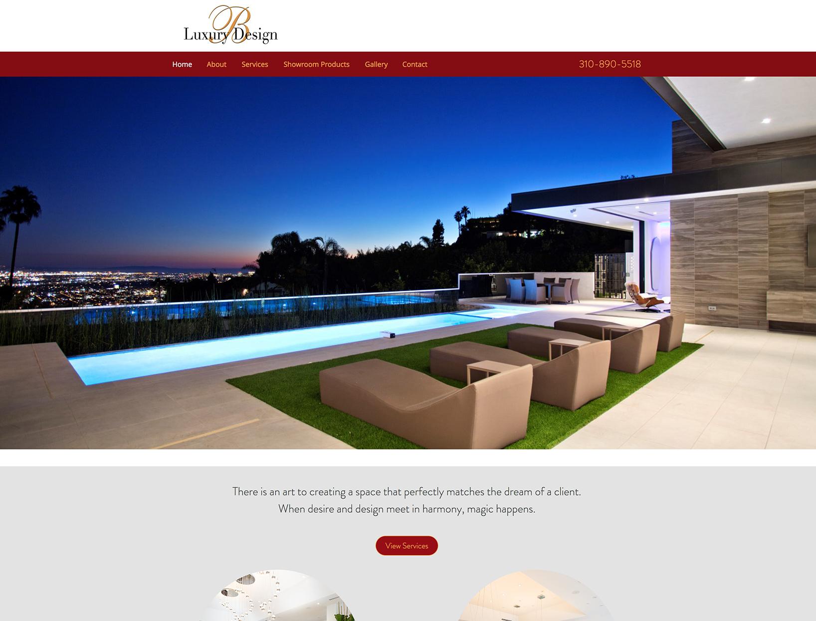 B Luxury Design